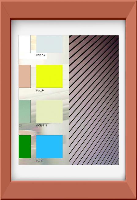 Tavolozza colori per pareti fabulous colori autentico - Tavolozza colori per pareti ...
